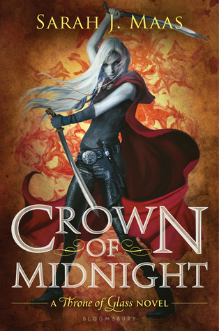 Crown of Midnight by Sarah J. Maas (Throne of Glass #2) |REVIEW