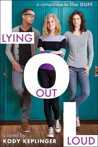 Lying Out Loud by Kody Keplinger |Review