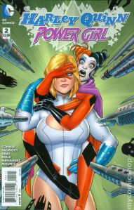 Harley Quinn & Power Girl #2