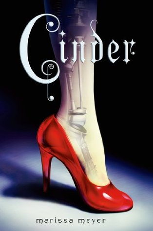 Cinder by Marissa Meyer | Review[ARCHIVED]