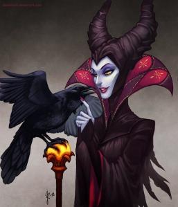 DV Tag Maleficent