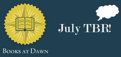 July 2015 TBRList!
