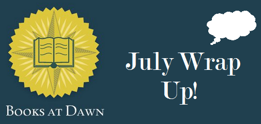 July 2015 Wrap Up! |3/5