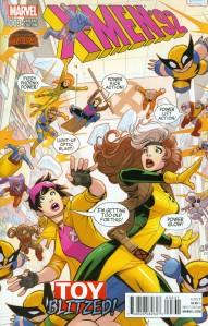 X-men '92 #3C