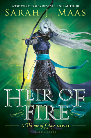 Heir of Fire by Sarah J. Maas (Throne of Glass #3) |REVIEW