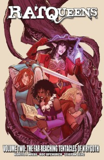 Rat Queens Vol.2