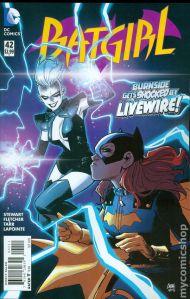 Batgirl 42