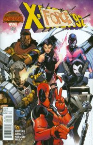 X-men '92 #3A