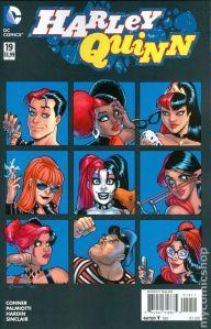 Harley Quinn #19A