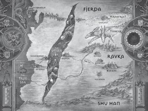 Map1 Shadow and Bone