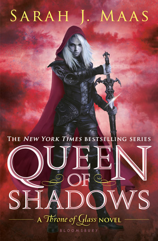 Queen of Shadows by Sarah J. Maas (Throne of Glass #4) |REVIEW