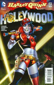 Harley Quinn #20A