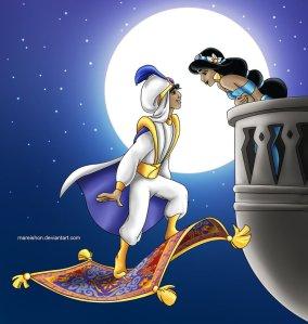 Disney Aladdin (Mareishon)