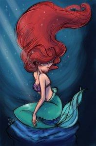 Disney Ariel (samycat)