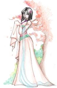 Disney Mulan (PriscillaTR)