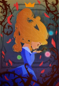Disney Sleeping Beauty (VPDessin)