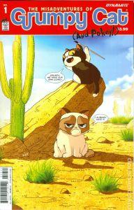 Grumpy Cat #1A