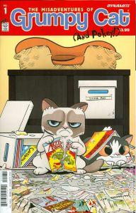 Grumpy Cat #1C