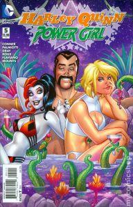 Harley Quinn and Power Girl #5