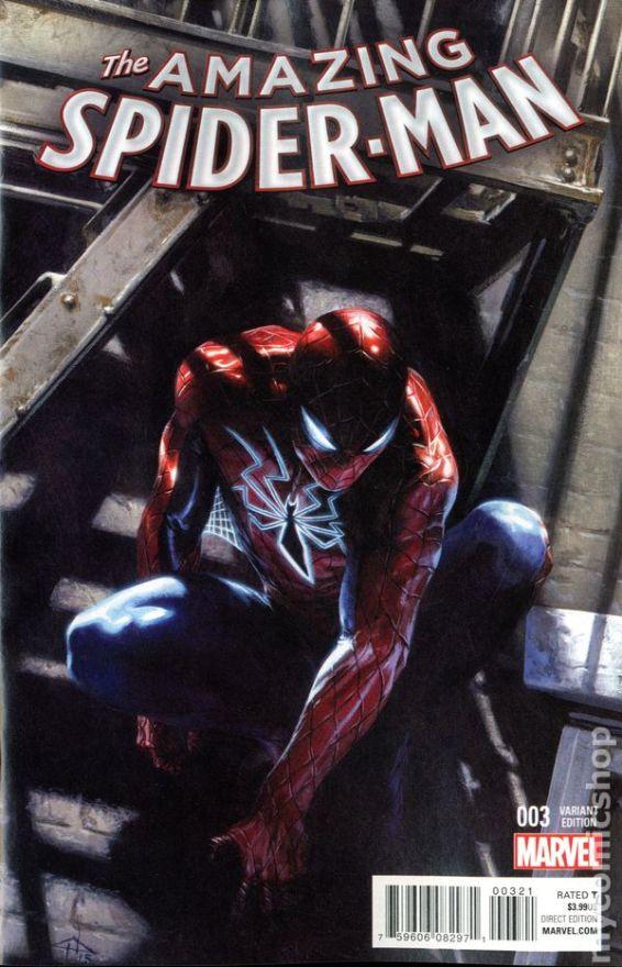 Spider-Man #3B