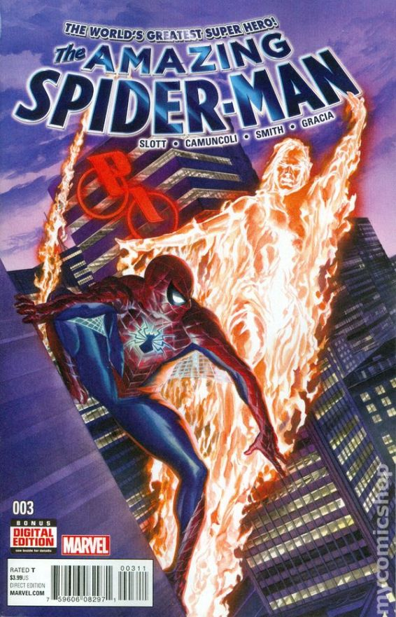 Spider-Man #3A
