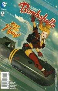 DC Bombshells #4