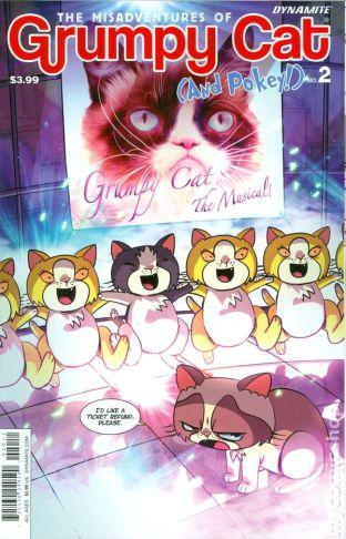 Grumpy Cat #2A