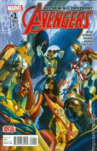 All New Avengers #1A