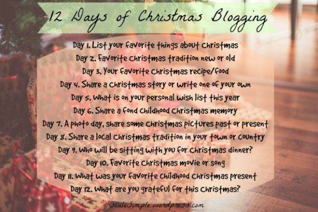 12-days-of-christmas-blogging