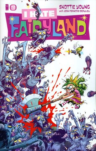I Hate Fairyland #2A