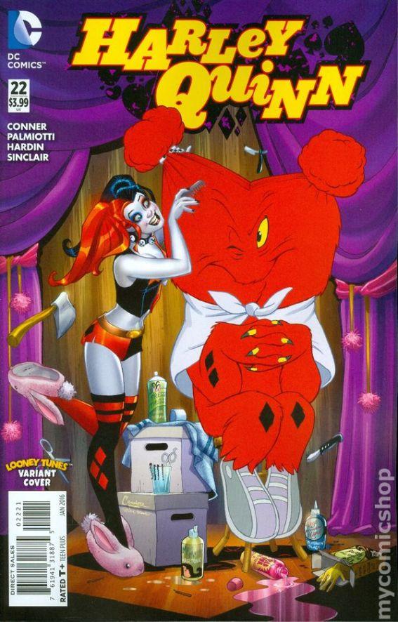 Harley Quinn #22B