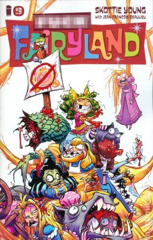 I Hate Fairyland #2B