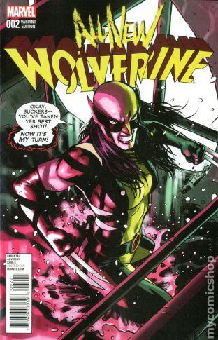 Wolverine #2B