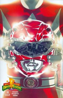 Power Rangers #0A
