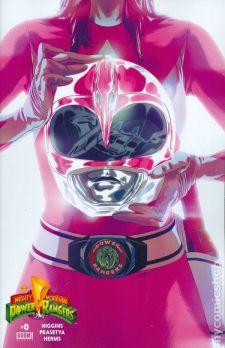 Power Rangers #0C