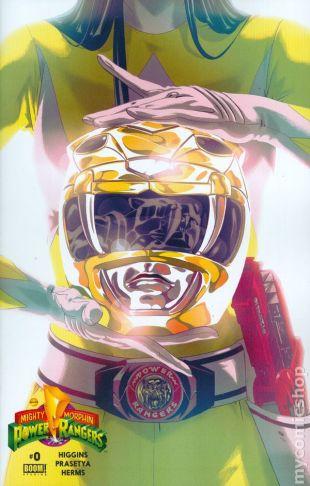 Power Rangers #0E