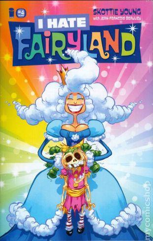 I Hate Fairyland #4A
