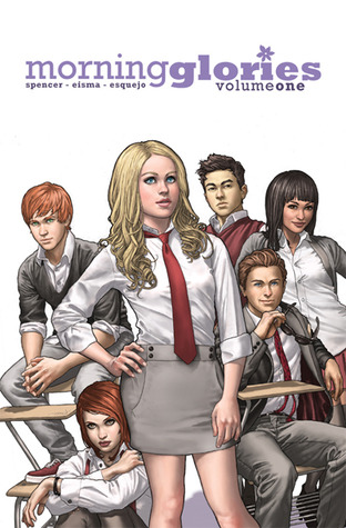 Morning Glories Volumes 1 & 2  REVIEW