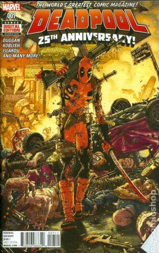 Deadpool #7A