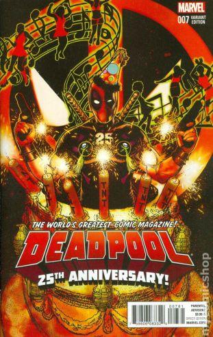 Deadpool #7C