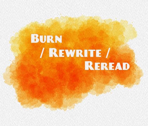 Burn, Rewrite, Reread Tag | Books atDawn
