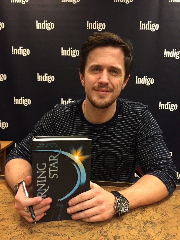 Pierce Brown 2