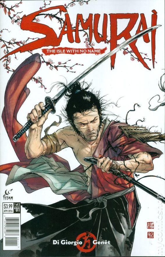 Samurai #1A