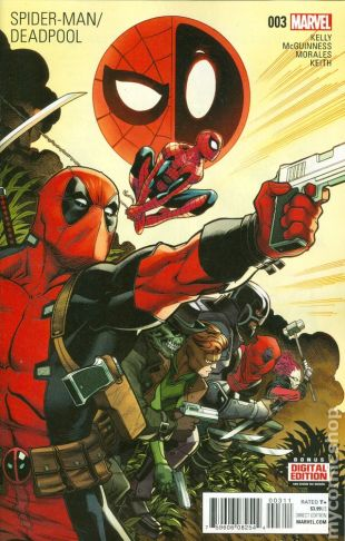 Spider-Man / Deadpool #3A