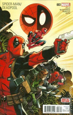 Spider-Man / Deadpool #3A