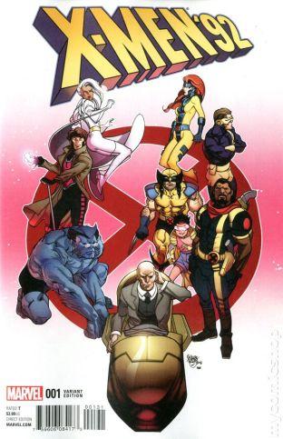 X-Men '92 #1B
