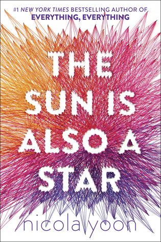 The Sun is Also a Star by Nicola Yoon |REVIEW