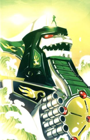 Power Rangers #2B