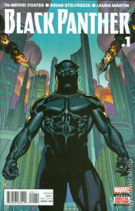 Black Panther #1A