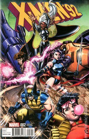 X-Men '92 #2B